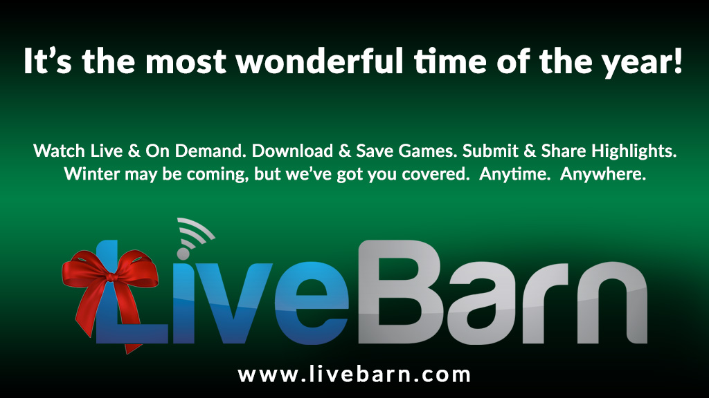 Stay Warm, Watch on LiveBarn!