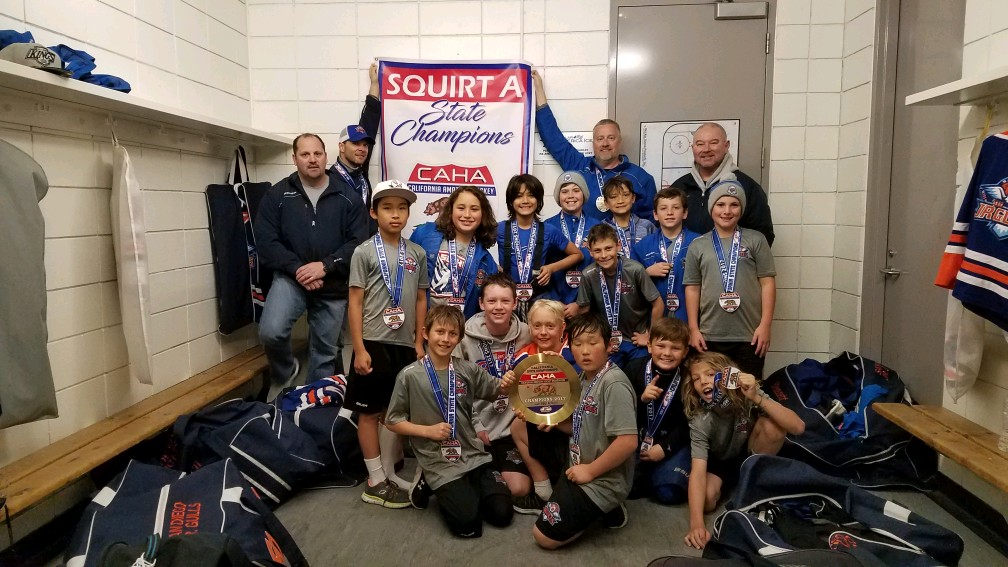 Squirt A Champs