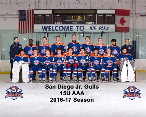 San Diego Gulls Midget Aaa
